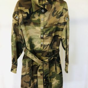 ROBE MILITAIRE PLEASE